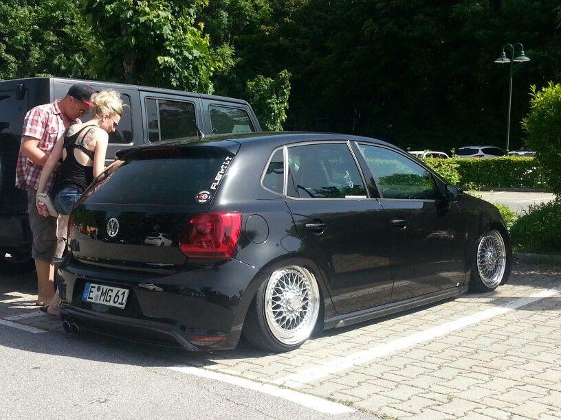 Low Polo 6r GTI!