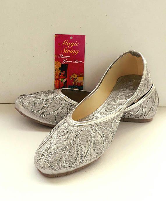 Silver Flats Wedding Women Ballet