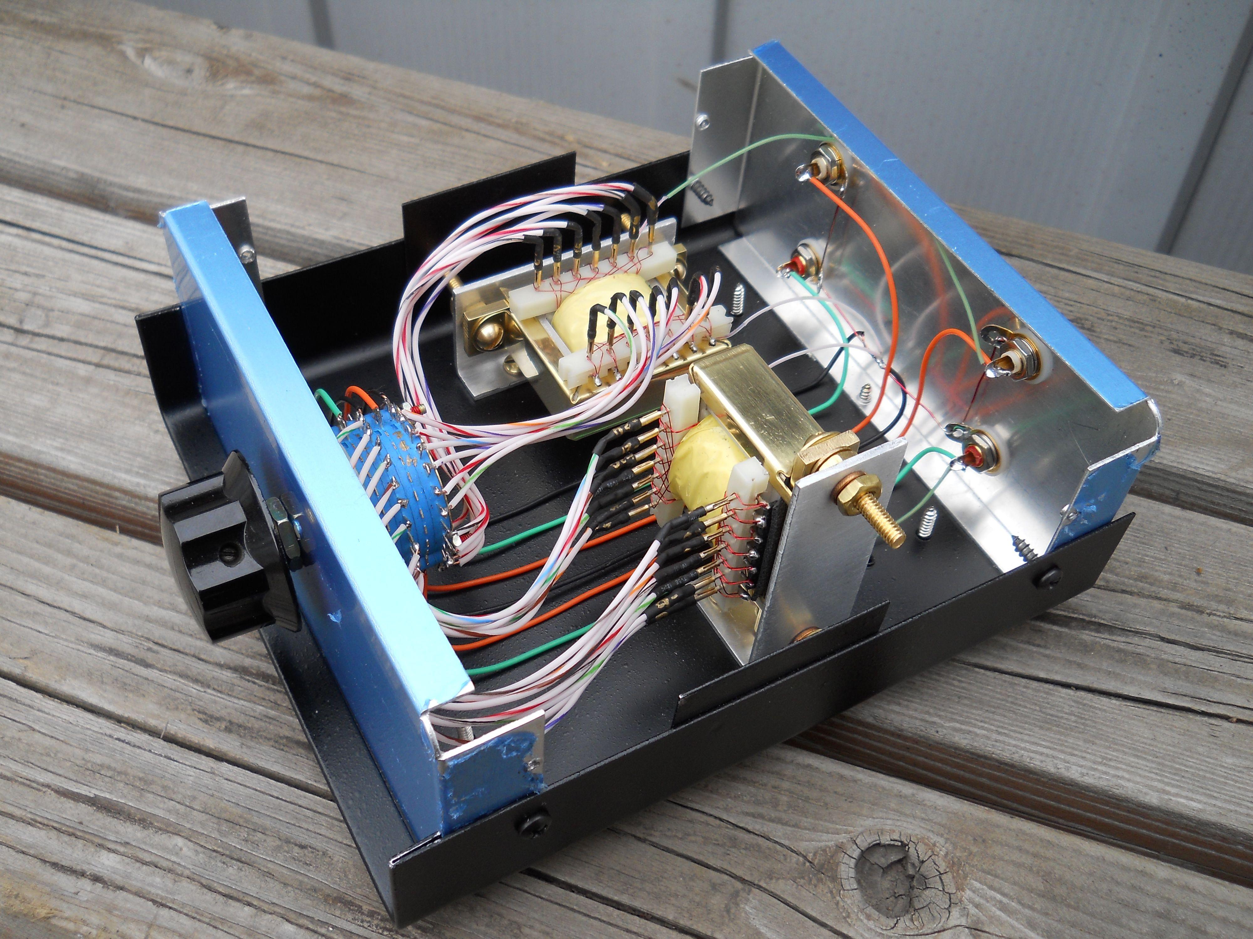 Intact Audio/Slagle 200 dollar autoformer volume control - 2