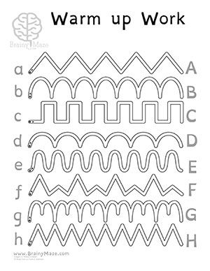 This is a FREE set of Fine Motor Control worksheets, perfect for ...