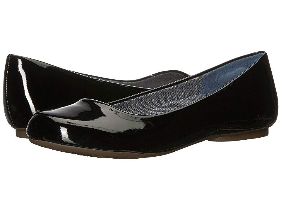 ebedaaa3217 Dr. Scholl s Friendly 2 (Black Patent) Women s Shoes. Feel fab and look