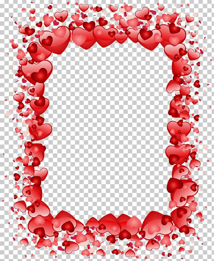 Valentine S Day Heart Frame Png Clipart Border Circle Clip Clipart Flower Free Png Download Heart Frame Valentines Day Border Valentines Frames