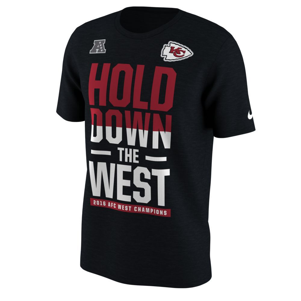 premium selection 7763d dfc54 The Kansas City Chiefs have clinched the AFC West. Celebrate ...