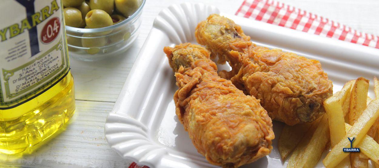 ¿Cual es vuestra forma favorita de tomar el pollo? Nosotros hoy vamos a hacer una receta perfecta para los niños, un pollo sabroso frito de una forma especial para que nos quede delicioso, jugoso y crujiente! Es el conocido como pollo frito al estilo ...