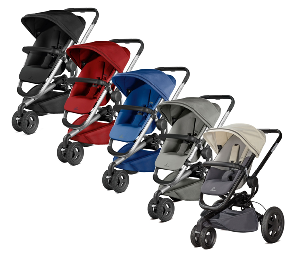 Quinny Buzz Stroller Xtra 2.0 Review Baby stroller