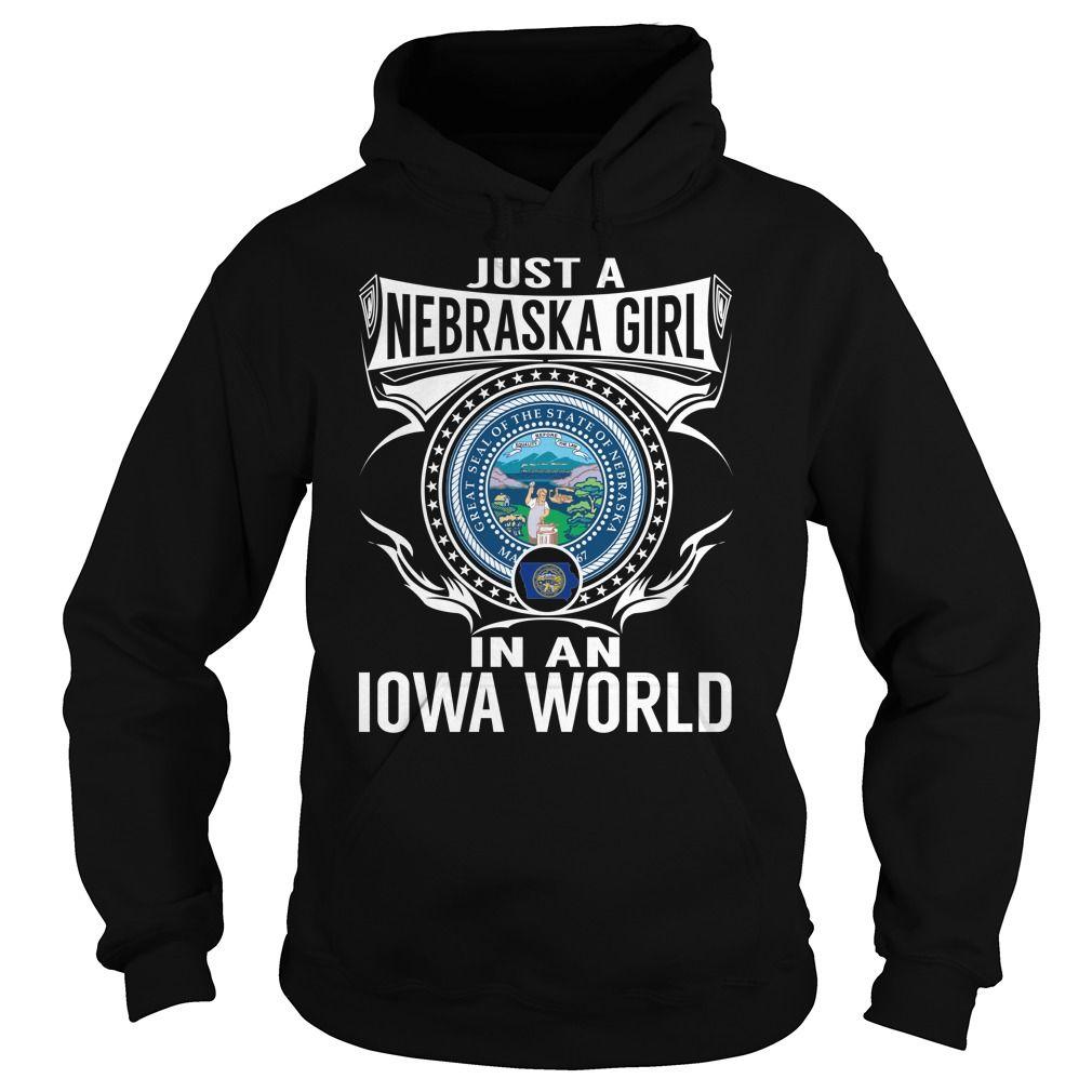 Just a Nebraska Girl in an Iowa World COA