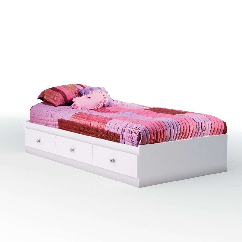 south shore crystal twin mates bed by south shore furniture high