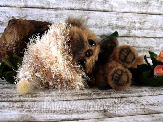 KAMAL By sandysooaks - Bear Pile