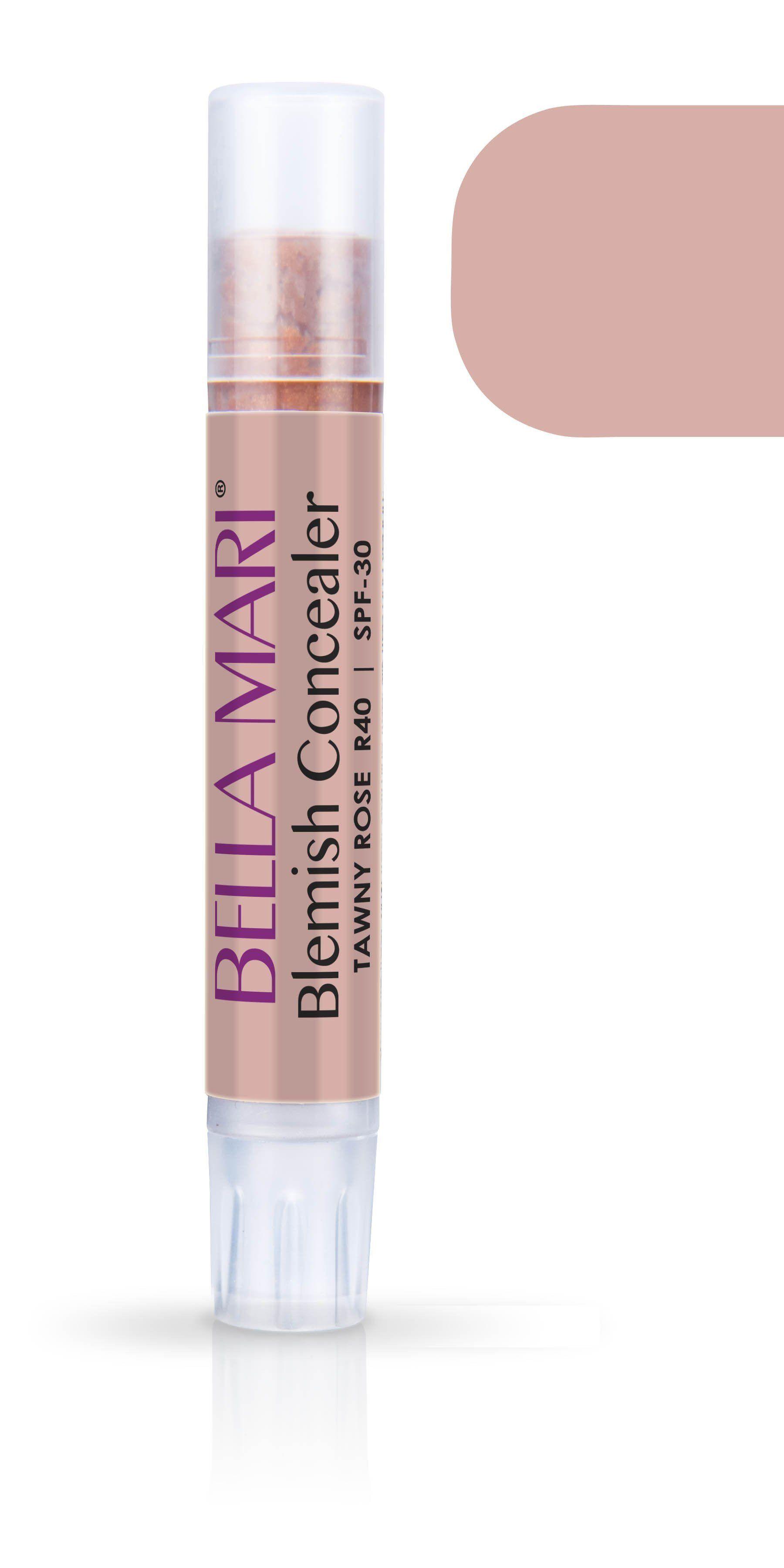 Bella Mari Natural Blemish Concealer Stick; 0.1floz