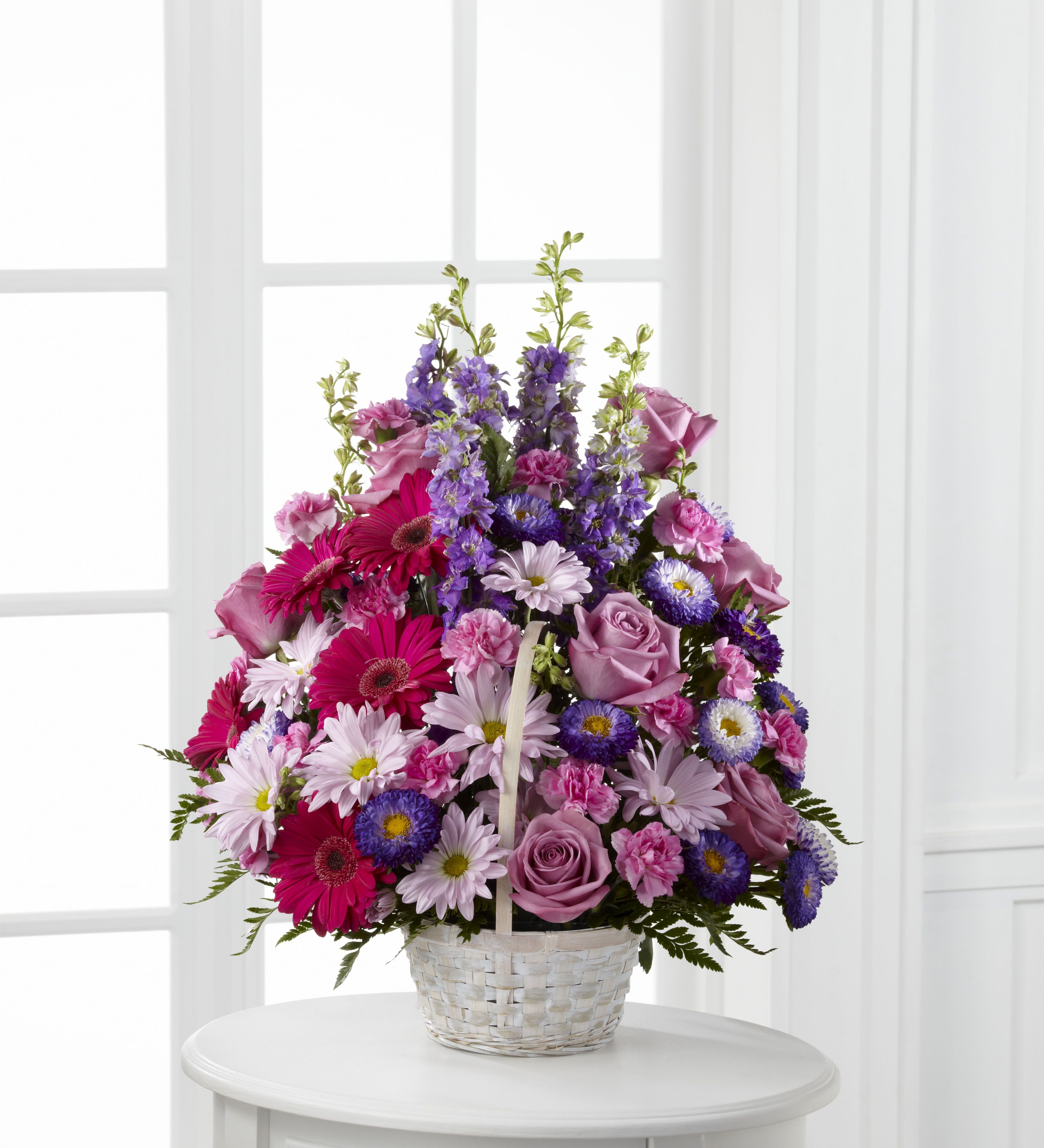 Messages Remembered at AJs Family Florist can send your