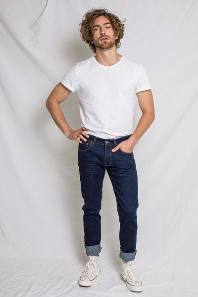 Kuyichi – Jeans Slim Fit – Jamie   – Products