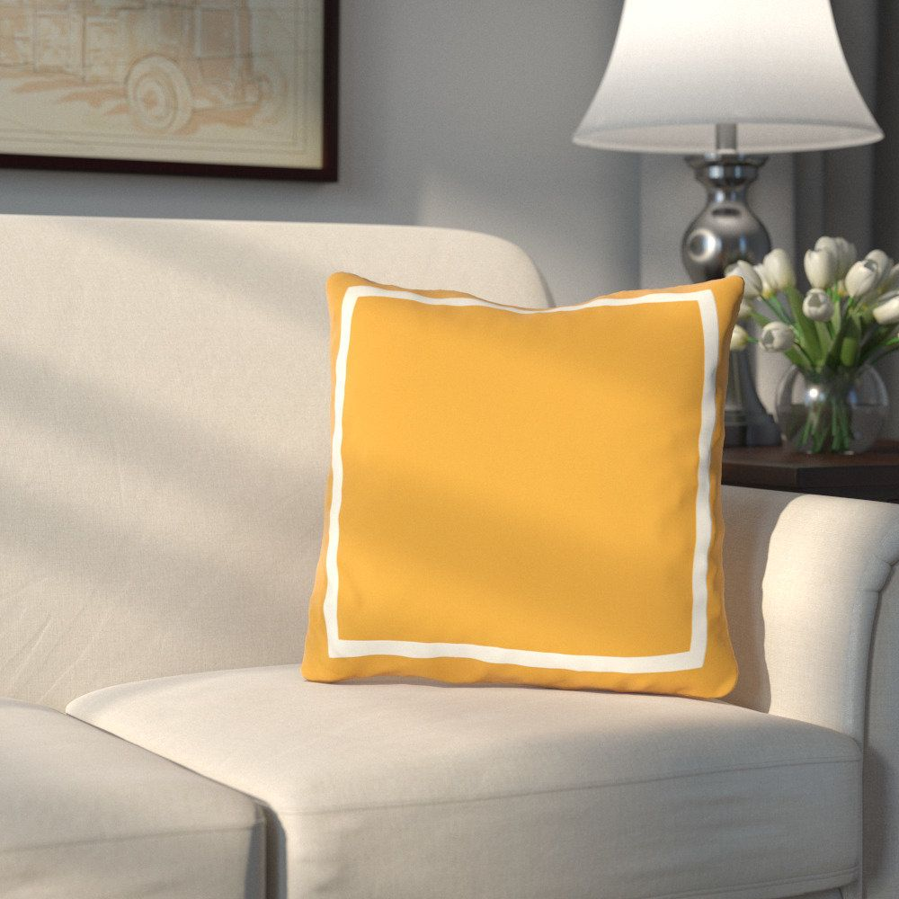pekham simple square polyester throw pillow products pinterest