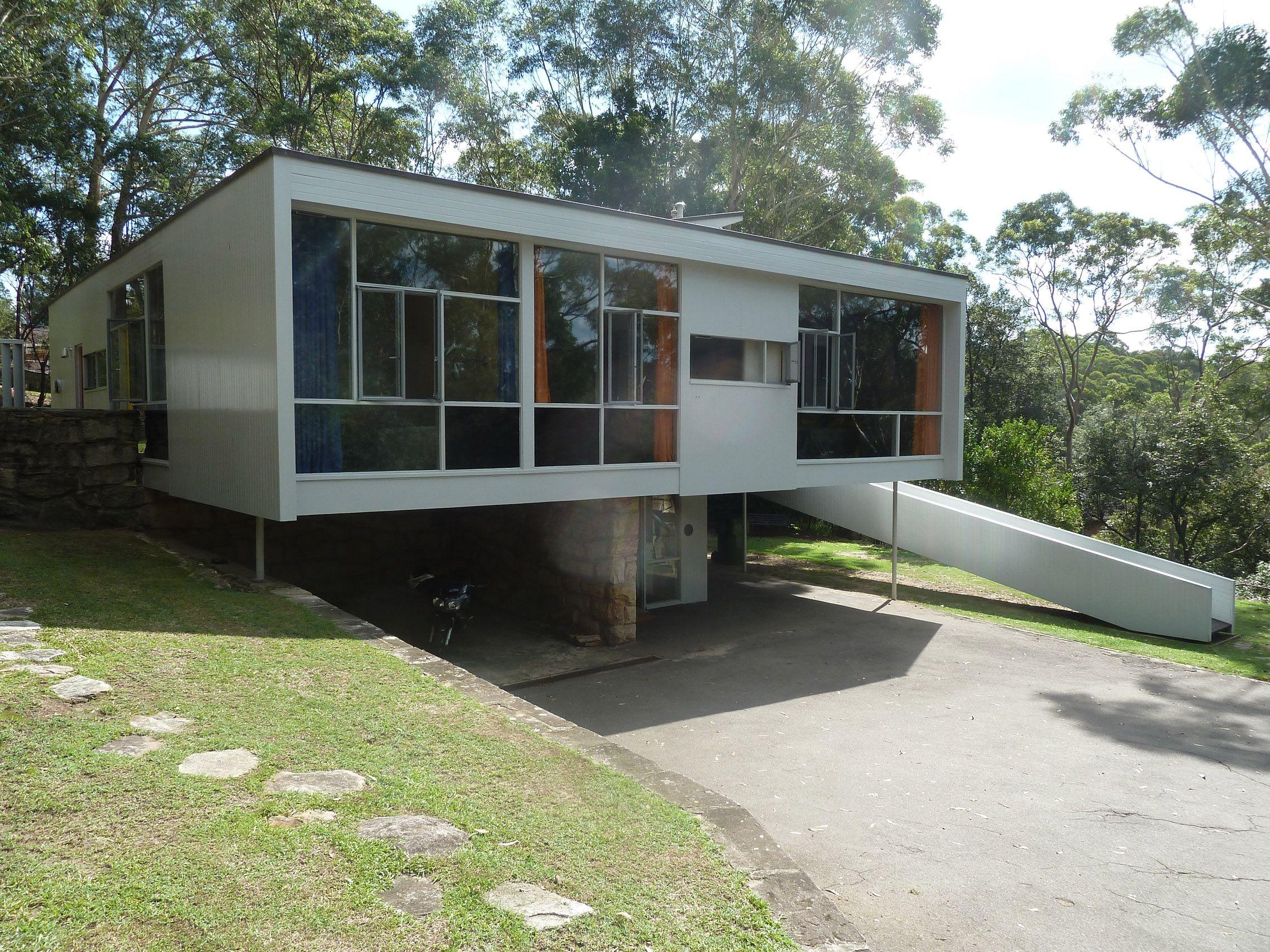 Rose Seidler House 1950 Harry - Mid Century