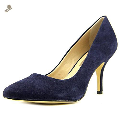 INC International Concepts Zitah Women US 8 Blue Heels - Inc international concepts pumps for women (*Amazon Partner-Link)