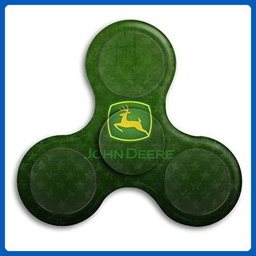 John Deere Spinner Fid Toy EDC Focus Anxiety Stress Relief Toy