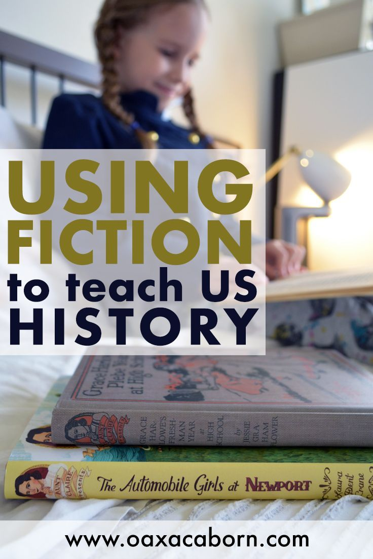 How To Use Middle Grade Fiction Books To Teach US History & More