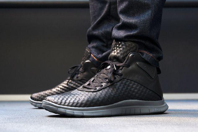 NIKE FREE HYPERVENOM (BLACK/HYPERVENOM) - Sneaker Freaker