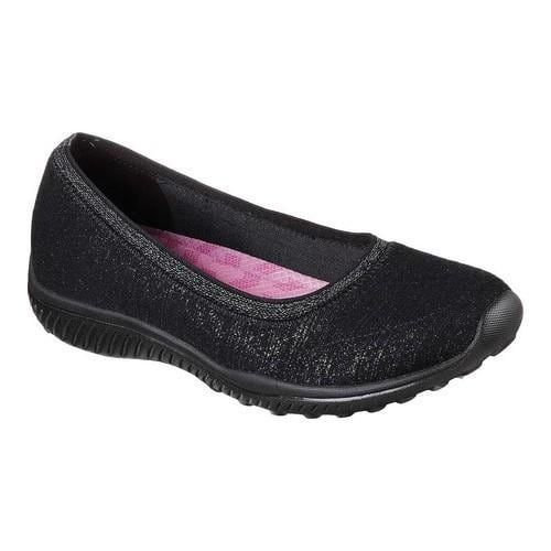 6b0128b3c09c30 Women's Skechers Be Light Skimmer Black | Products | Fabric shoes ...