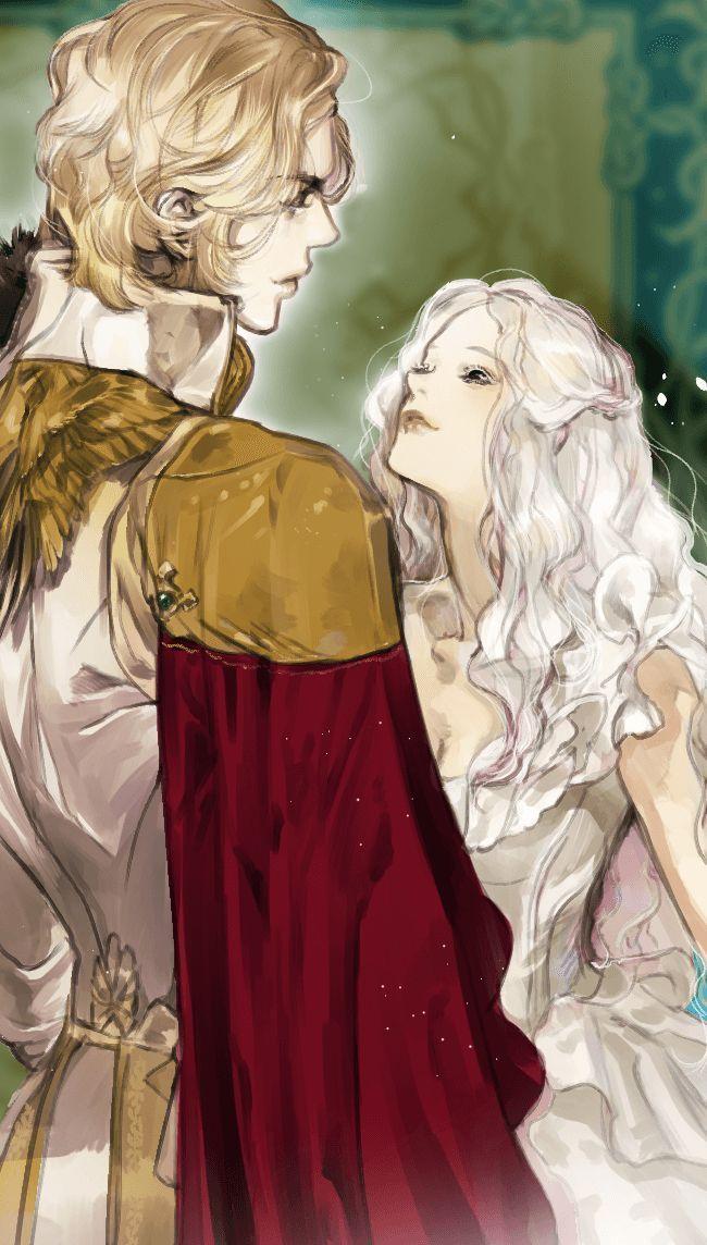 Remarried Empress Сказочные персонажи, Манга иллюстрации