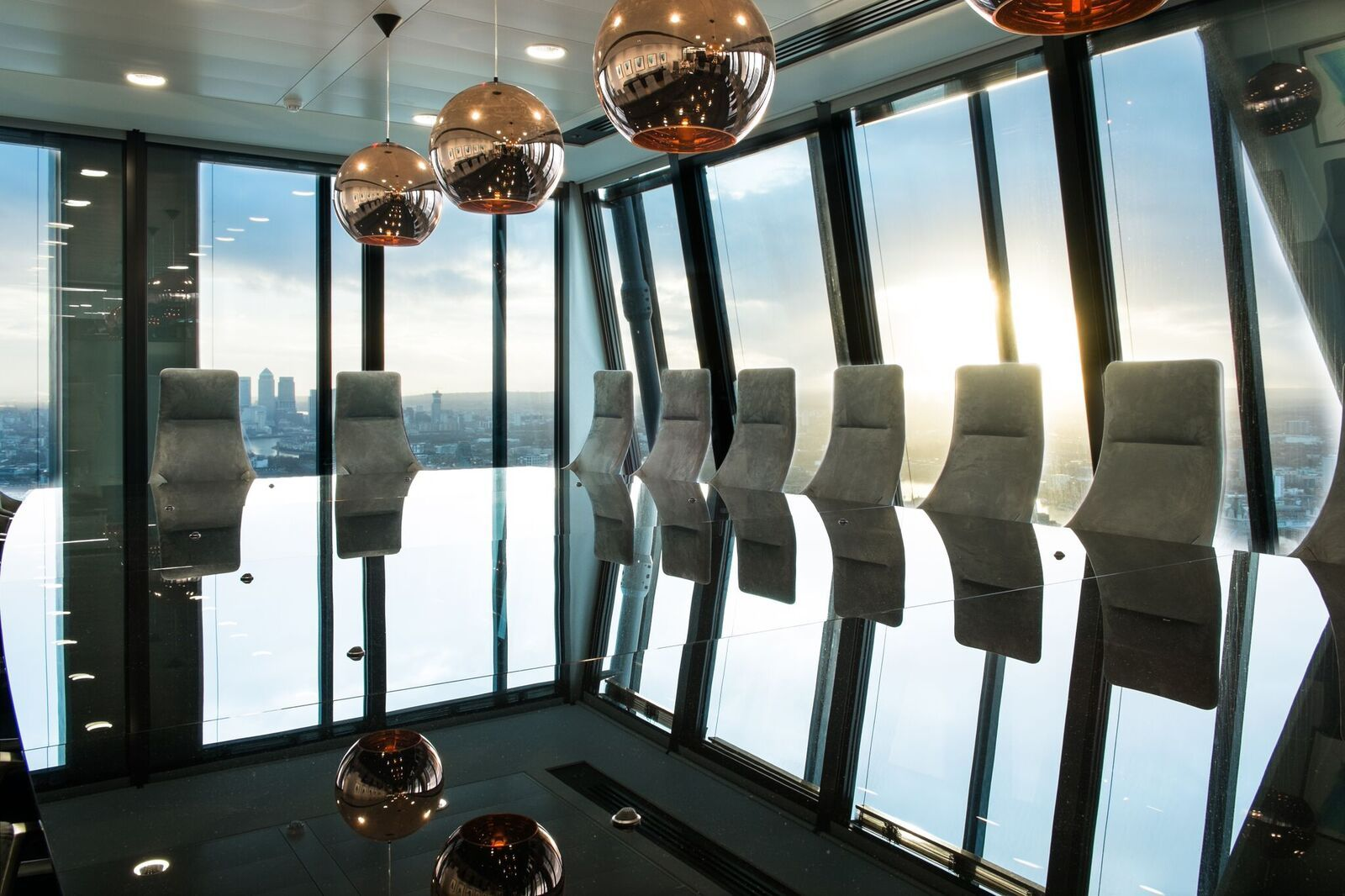 Meeting Room Design By Advanced Interior Solutions, London. That Is In The  Leadenhall Building