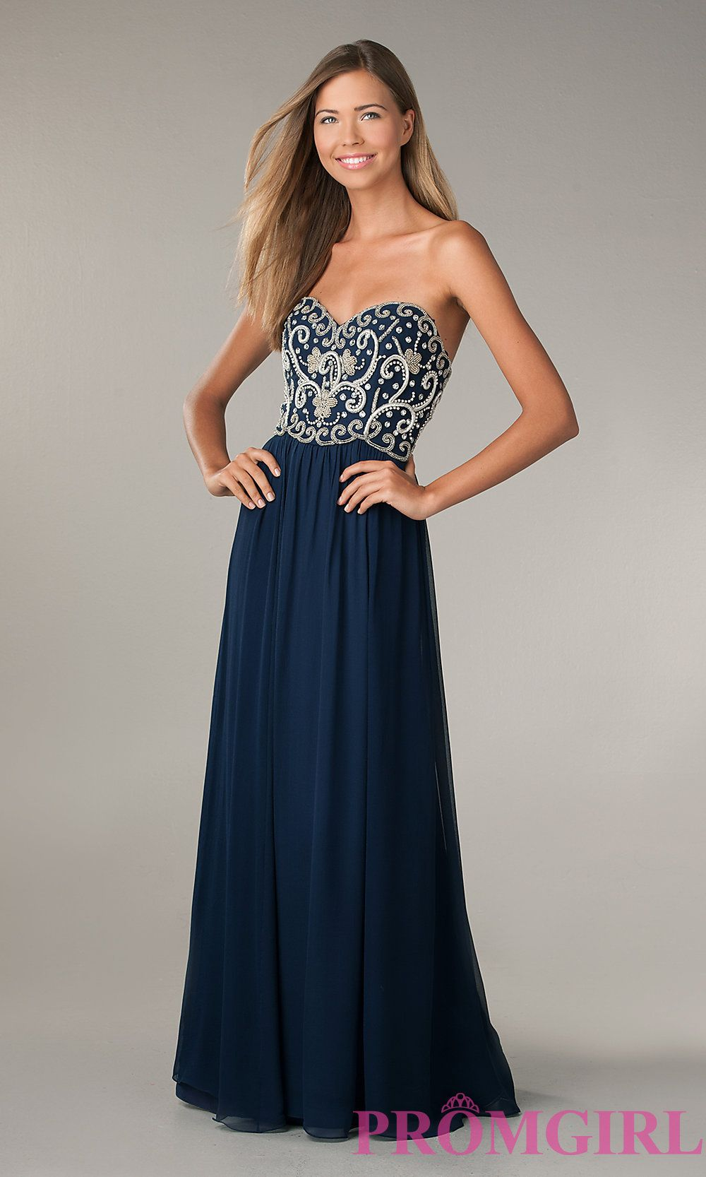 1000  images about Prom on Pinterest  Long prom dresses Evening ...