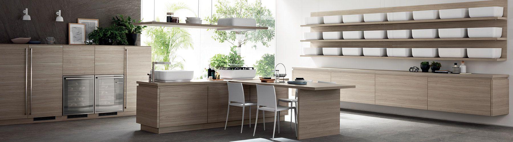 Italian Kitchen Cabinets Scavolini USA Official