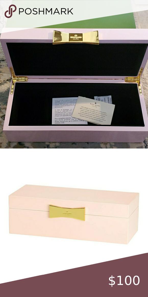 12+ Kate spade lenox jewelry box viral