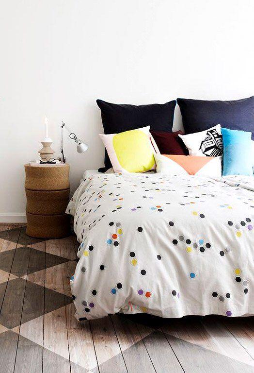Skandinavische Bettwasche Mit Schonem Design Bettwasche Coole