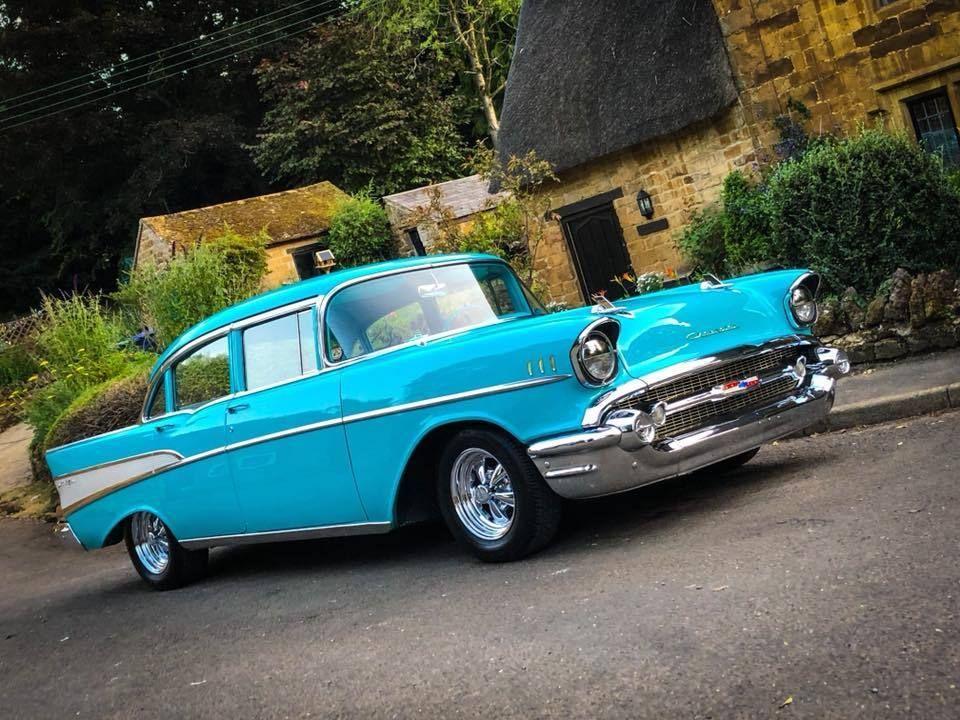 eBay: 1957 CHEVROLET BELAIR #classiccars #cars | UK Classic Cars ...