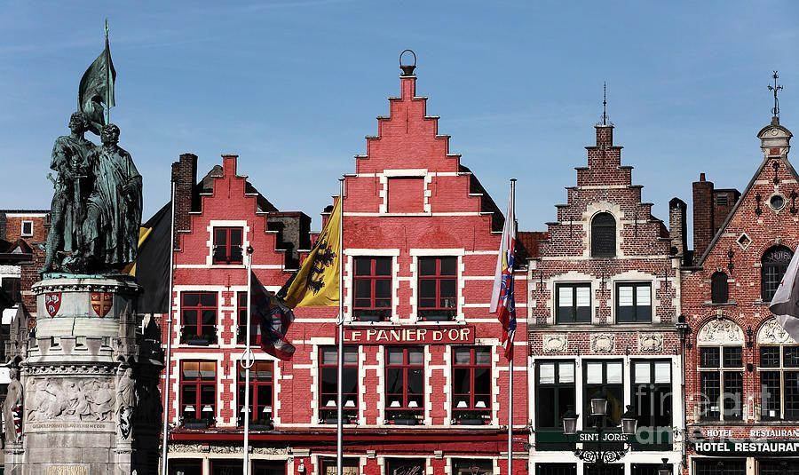 In Bruges Photograph  - In Bruges Fine Art Print