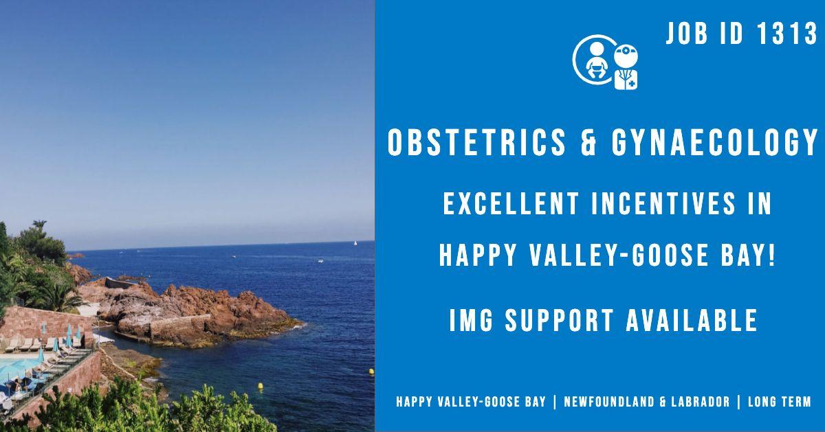Our client in Happy ValleyGoose Bay, Labrador requires a