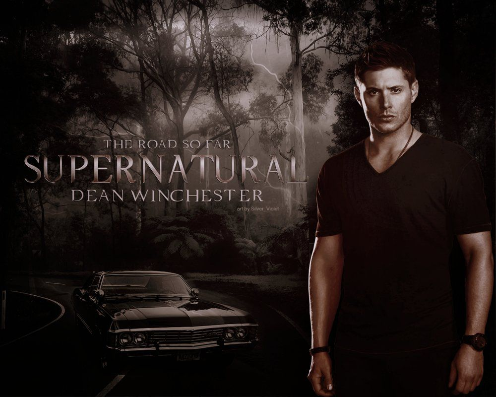 Dean Winchester Wallpaper Supernatural Dean Winchester By