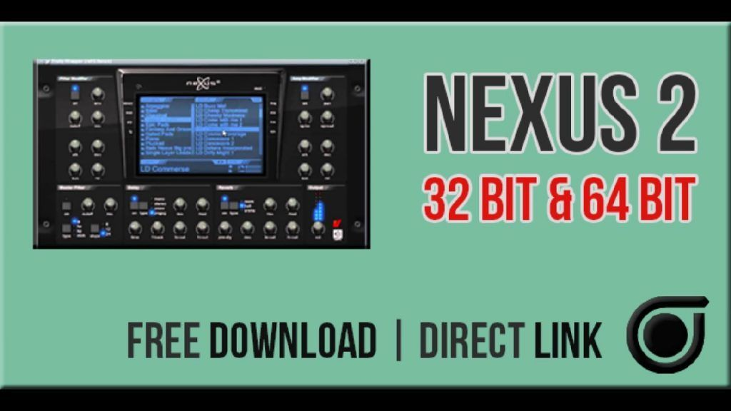 Download Nexus 2 Vst For Mac