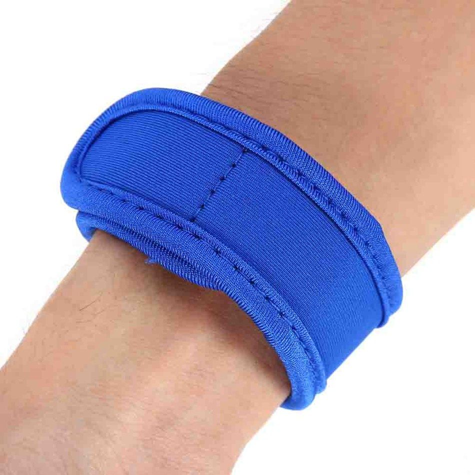 1 Set Anti Mosquito Bug Insect Bracelet Natural Repellent Repeller And Electronic Kit Wrist Band With Refills