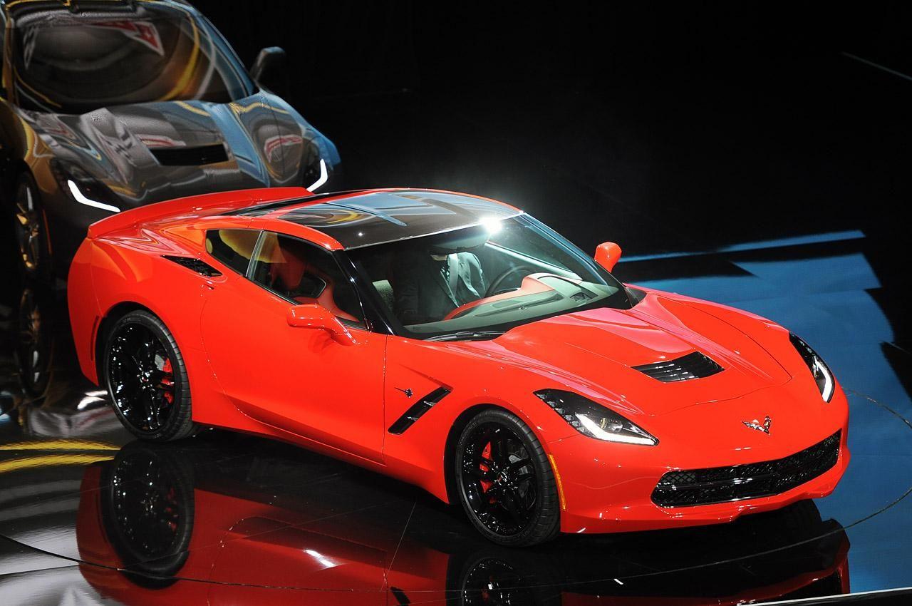 Легендарный 2014 Chevrolet Corvette Stingray Cars