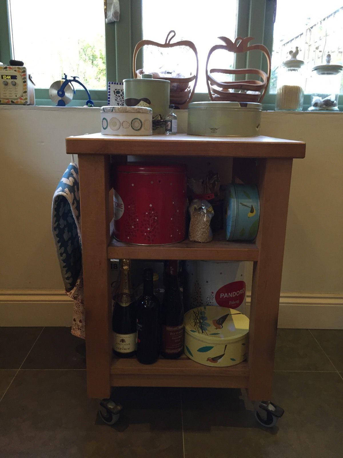Habitat Olivia Oliva plete Kitchen USED But Good Condition