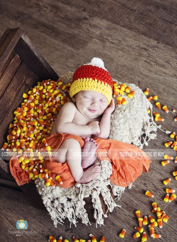 Newborn baby photo ideas fall google search