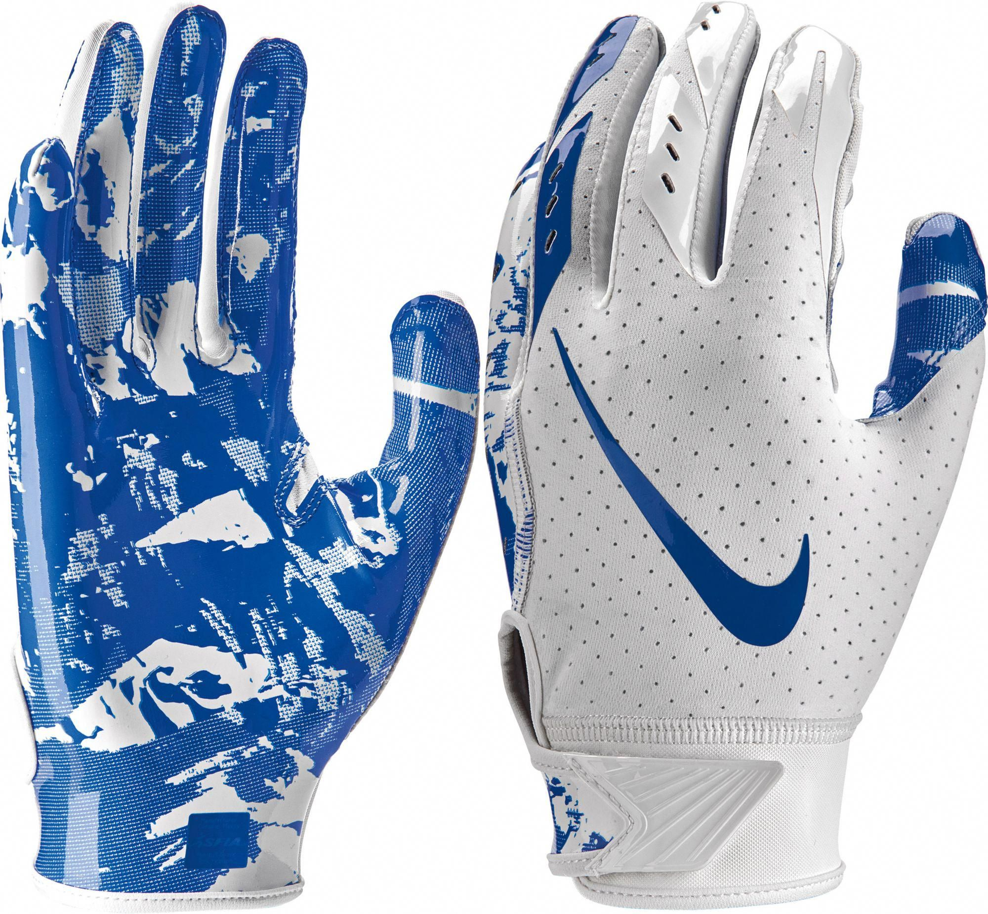 Nike Youth Vapor Jet 5 0 Receiver Gloves 2018 White Vaporizers Porcelain Figurines Antiques Football Gloves Nike