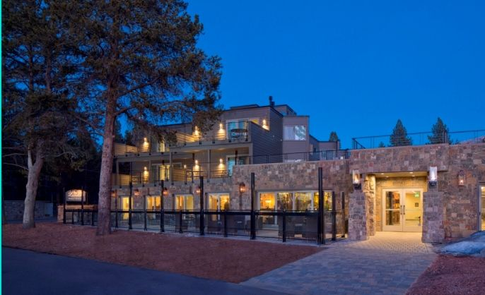 Sneak K The Landing Resort Spa South Lake Tahoe Calif Newest Five Star Luxury Hotel Travel Pinterest And
