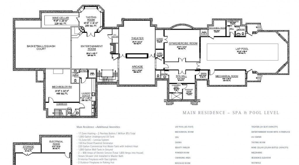 Lakecarringtonfloorplans3 Floor Plans Mansion Floor Plan Castle House Plans