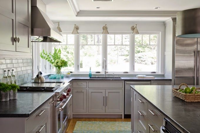 kitchen | Olson Lewis Architects + Kristina Crestin Design
