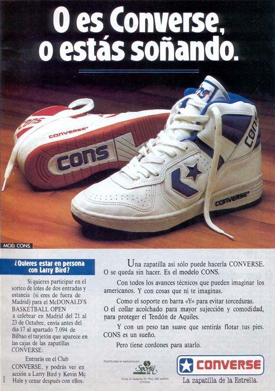 zapatillas retro hombre converse