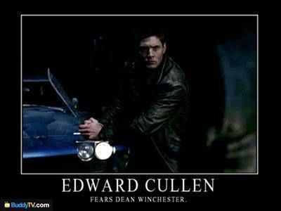 Edward Twilight Meme Supernatural Vs Twilight Sayins Pinterest