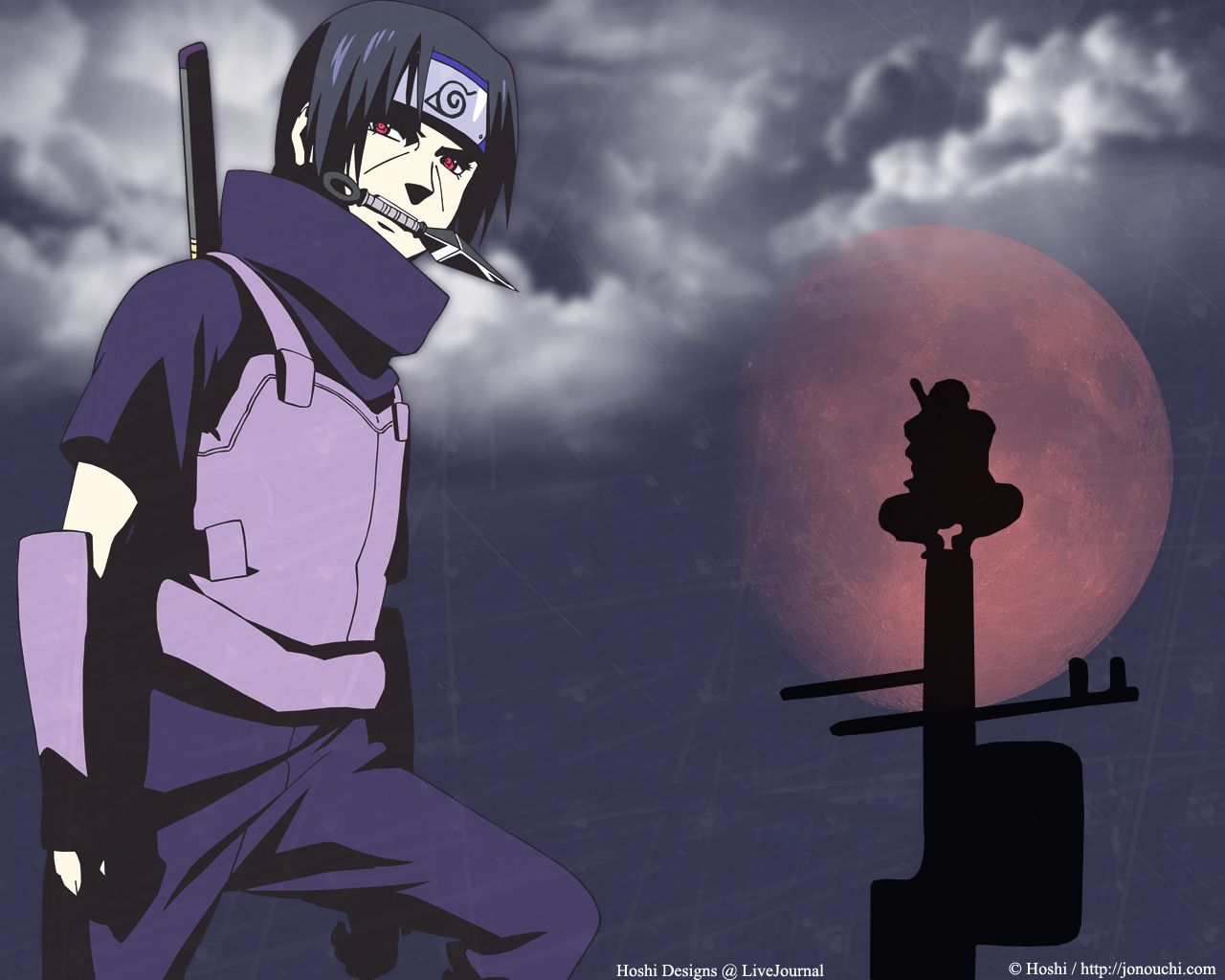hd wallpaper and background photos of anbu itachi for fans of akatsuki images