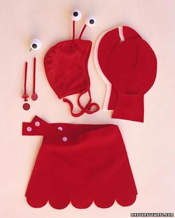 Lobster Costume | Lobster costume, Baby lobster costume ...