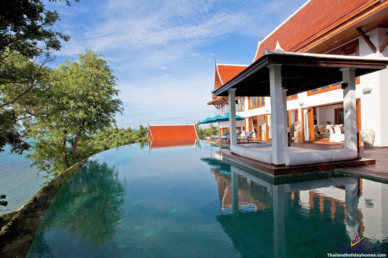 Shewa Beach Villa - 7 Bed - Breathtaking Dream Home in Samui. This ...