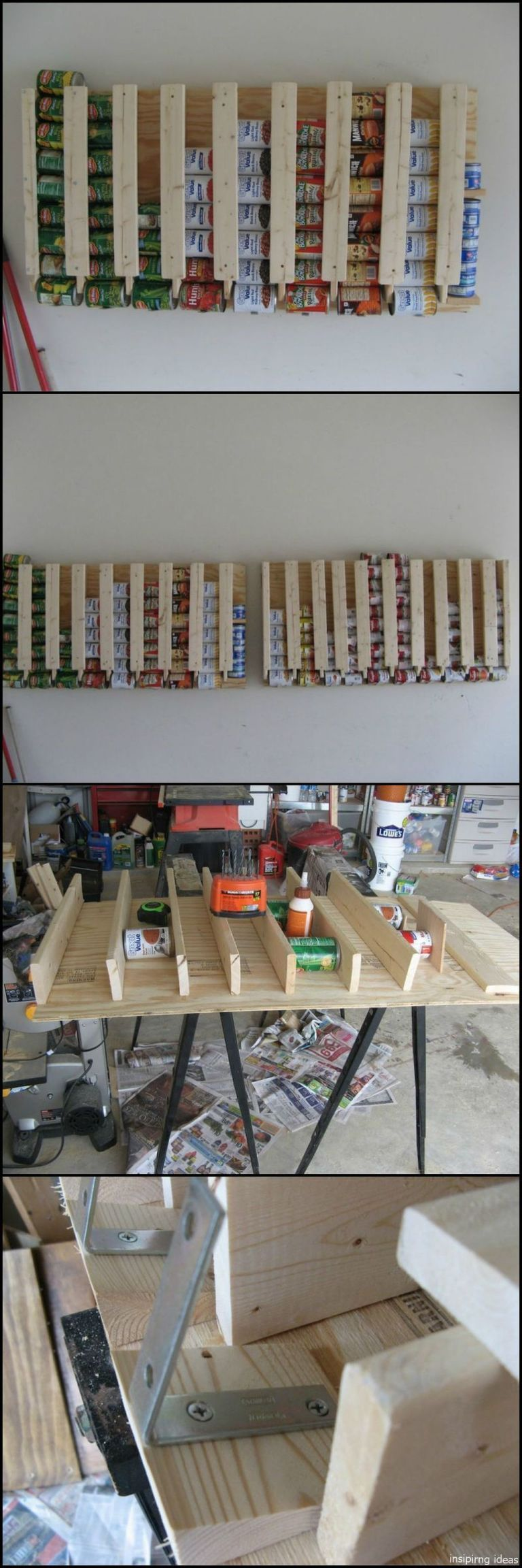 87 clever diy closet design ideas diy cans canned food