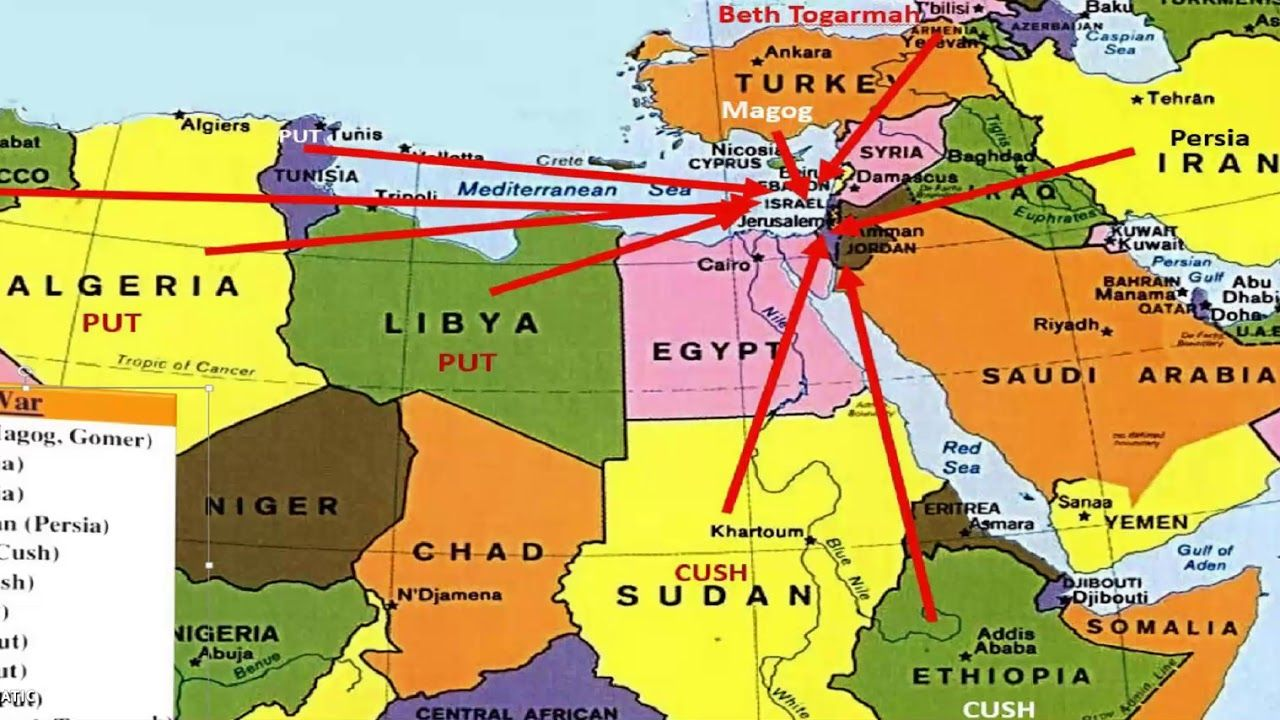 HUGE GOG MAGOG WAR ALERT!!! URGENT!!! Iran Just Made 'INSANE ...