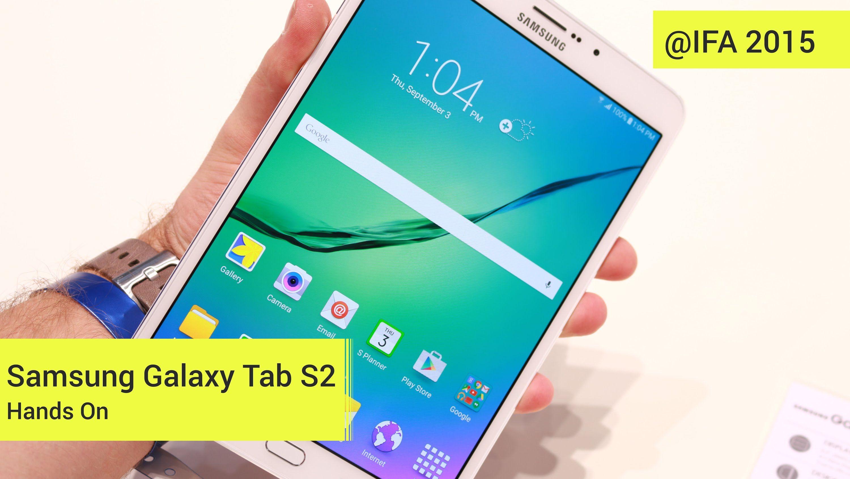 awesome IFA 2015 Samsung Galaxy Tab S2