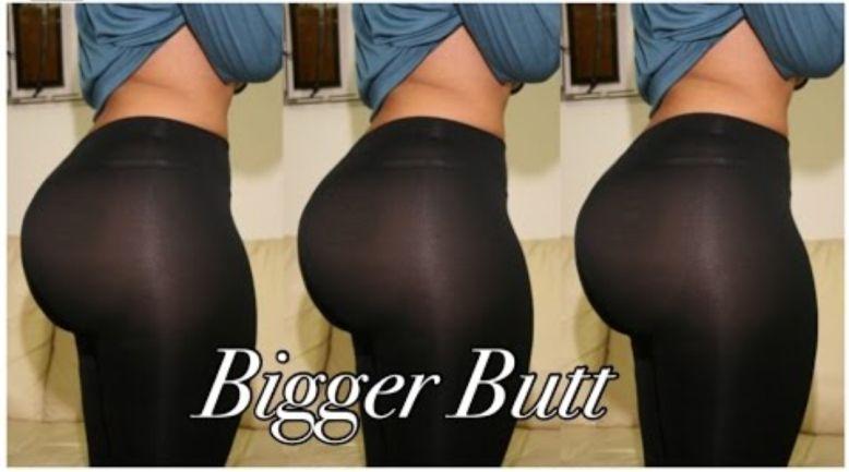 Brazilian Butt Lift Workout Get A Bigger Butt Naturally